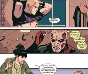 Deadpool w stroju Freddy'ego Krugera