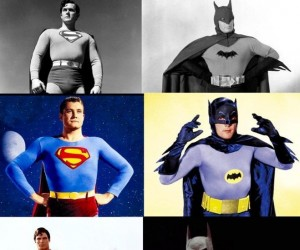 6 epok Batmana i Supermana