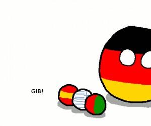 Niemcy nie wytrzymał