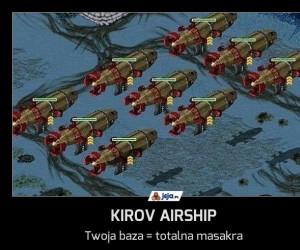 KIROV AIRSHIP