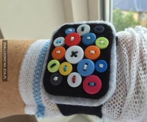 Nowy zegarek od Ajpla