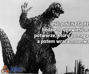 Good Guy Godzilla
