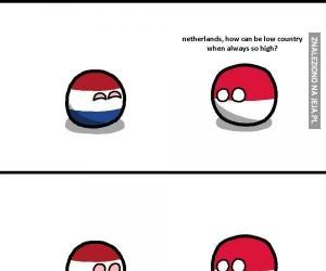 Weź tu zrozum Holandię