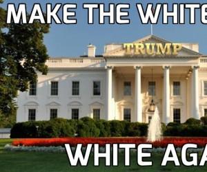 Make the white house