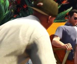 Atak padaczki w GTA