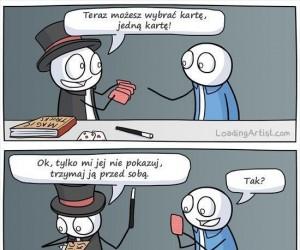 Sztuczka magika