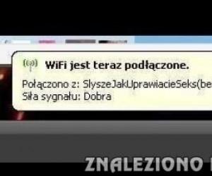 Idealna nazwa na sieć WiFi