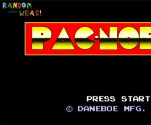 Chuck Norris przeszedł całego Pacmana