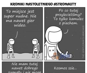 Kroniki nastoletniego astronauty