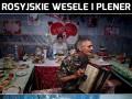 Rosyjskie wesele i plener