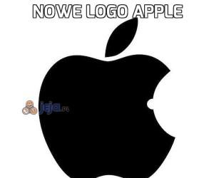 Nowe logo Apple