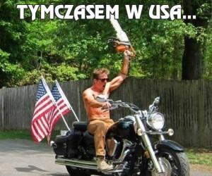 Tymczasem w USA...