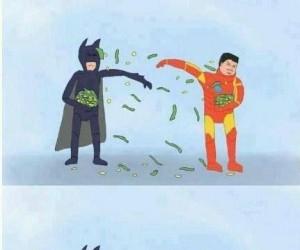 Bogacze w świecie komiksów