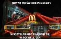 Jedyny na świecie McDonald's
