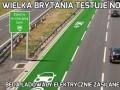 Wielka Brytania testuje nowe drogi
