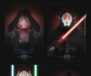 Złoczyńcy z Gwiezdnych Wojen