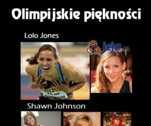 Olimpijskie laski
