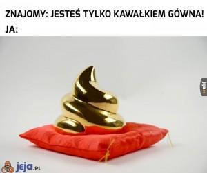 Złote obelgi