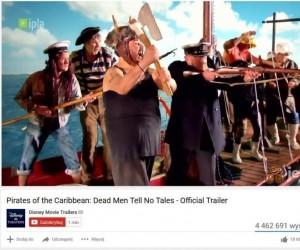 Kiepscy z Karaibów - Zemsta Paździocha