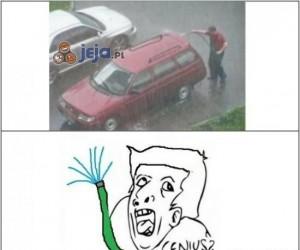 Samochód musi być zawsze czysty