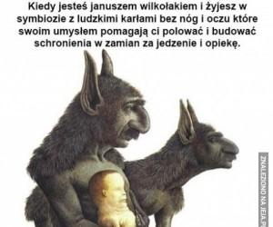 Janusze Wilkołaki