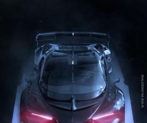 Bugatti zainspirowany Vaderem