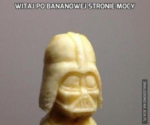 Witaj po bananowej stronie mocy