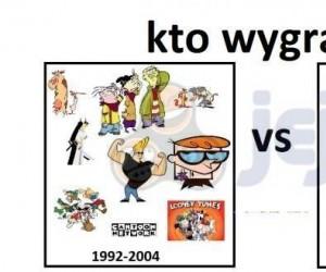 Cartoon Network kiedyś i dziś