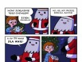 Mikołaj nie lubi takich sytuacji