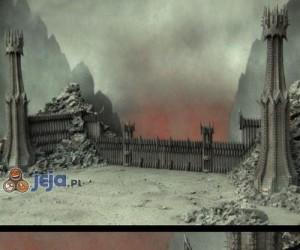 Tymczasem u bram Mordoru