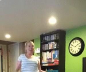Nie przeszkadzaj jak mamusia tańczy