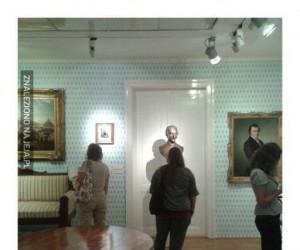 Tymczasem w słowackiej galerii sztuki