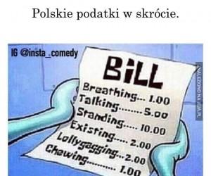 Polskie podatki
