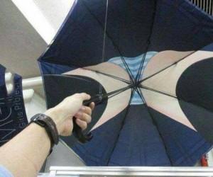 W Japonii nawet parasolki są specyficzne
