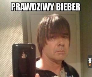Prawdziwy Bieber