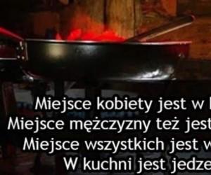 Kuchnia to magiczne miejsce