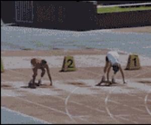 Cóż to był za wyścig!