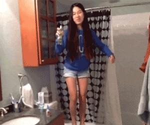 Co ona próbowała zrobić?