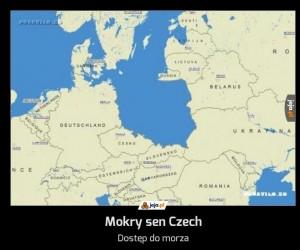 Mokry sen Czech
