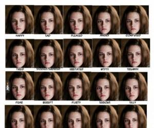 25 twarzy Kristen