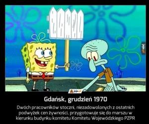 Gdańsk, grudzień 1970