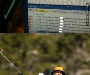 Zostań programistą, mówili...