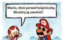 Mario po grzybkach