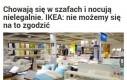 Nocowanie w IKEA