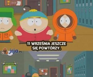 Statystyka nie kłamie - South Park