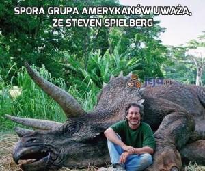 Spora grupa Amerykanów uważa, że Steven Spielberg