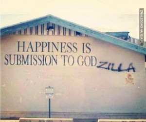 Godzilla approves!