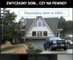 Zwyczajny dom... Czy na pewno?
