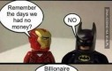 Batman i Iron Man