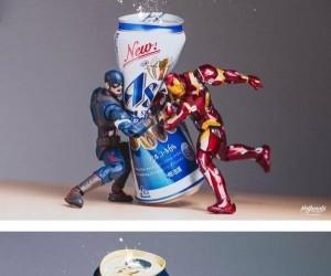 Superbohaterowie vs Puszka Zagłady